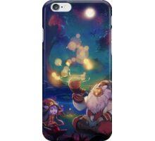 Bard and Lulu - League of legends iPhone Case/Skin