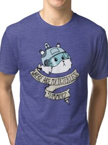 Snowball Tri-blend T-Shirt