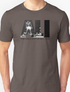 Muhammad Ali The Greatest T-Shirt