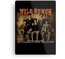 Butch Cassidy's Wild Bunch Metal Print