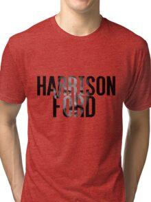 Harrison Ford Tri-blend T-Shirt