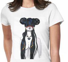 Hidden Womens Fitted T-Shirt