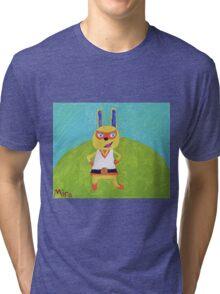 Animal Crossing Series- Mira Tri-blend T-Shirt