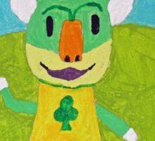 Animal Crossing Series- Lyman Sticker