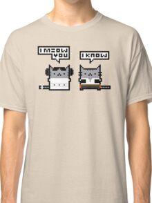I Meow You - Cat Wars Classic T-Shirt
