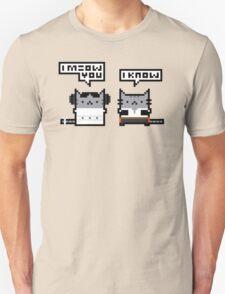 I Meow You - Cat Wars Unisex T-Shirt