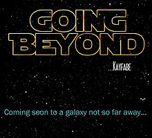 Going Beyond... Kayfabe Poster 4 by falsefinish66