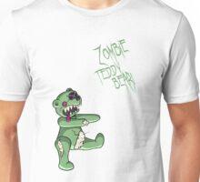 Zombie Teddy Bear Unisex T-Shirt