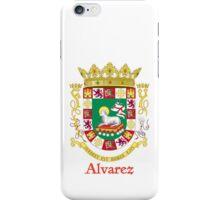 Alvarez Shield of Puerto Rico iPhone Case/Skin