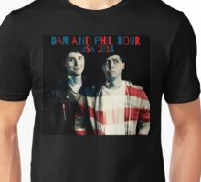 Dan and Phil USA Tour 2016 Unisex T-Shirt
