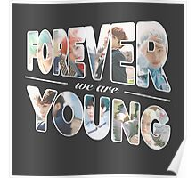 BTS - Young Forever Poster