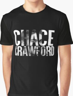 Chace Crawford Graphic T-Shirt