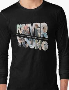 BTS - Young Forever Long Sleeve T-Shirt
