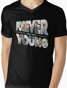 BTS - Young Forever Mens V-Neck T-Shirt