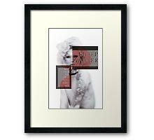 Pearl Liaison - Sleepwalker Framed Print