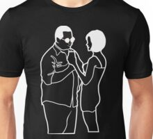 Fat People but she is Gorgeous and Sexi Unisex T-Shirt