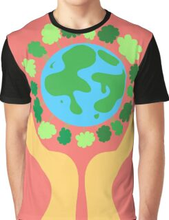 protect the planet Graphic T-Shirt