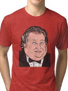 Chris Farley Tri-blend T-Shirt