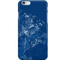 Cardiff Minimal Map iPhone Case/Skin