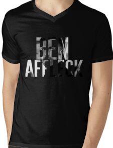 Ben Affleck Mens V-Neck T-Shirt