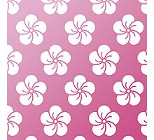 Sakura Pillow Photographic Print