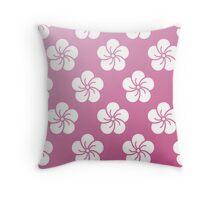 Sakura Pillow Throw Pillow