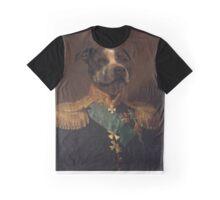 Staffie General Graphic T-Shirt