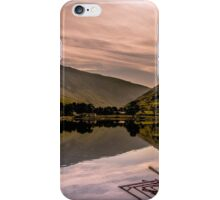 The Lake District Buttermere iPhone Case/Skin
