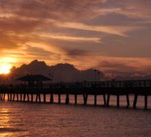 Sunrise in Fort Lauderdale, As Is Sticker