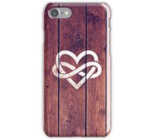 Love And Infinity iPhone Case/Skin