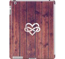 Love And Infinity iPad Case/Skin