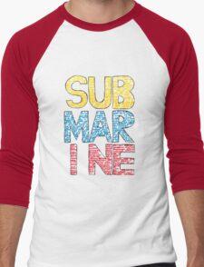 Submarine by Joe Dunthorne- Design Men's Baseball ¾ T-Shirt