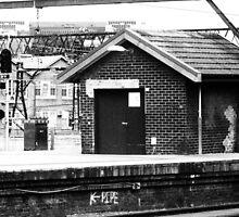 Station House by Cyn Piromalli