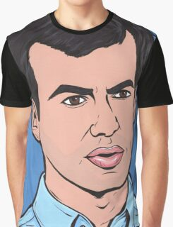 Nathan For You Graphic T-Shirt