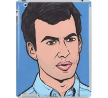 Nathan For You iPad Case/Skin