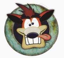 Crash Bandicoot. One Piece - Short Sleeve