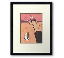 Reach for the Light  Framed Print