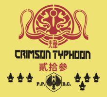 Crimson Typhoon kill count by CarloJ1956