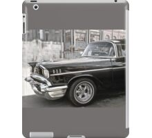 Chevrolet: I Own This Road iPad Case/Skin