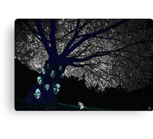 Tree of Souls Canvas Print