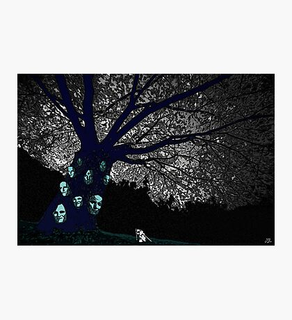 Tree of Souls Photographic Print