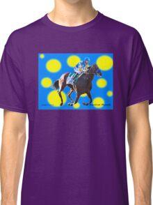 American Pharoah Triple Crown Colors Classic T-Shirt