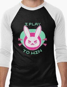 D Bunny Men's Baseball ¾ T-Shirt