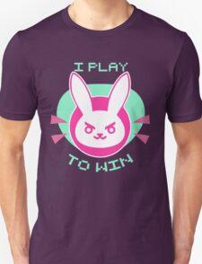 D Bunny Unisex T-Shirt