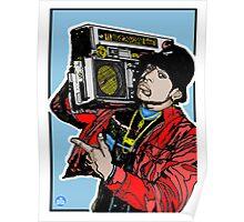 LL COOL J: Radio (1985) Poster