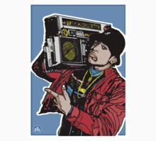 LL COOL J: Radio (1985) by SOL  SKETCHES™