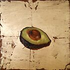 Avocado II by Gareth Colliton