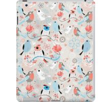pattern love birds  iPad Case/Skin