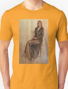 Abbie and the duckling. T-Shirt