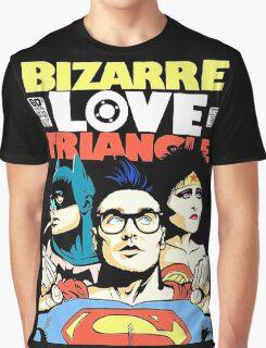 Bizarre love Triangle Graphic T-Shirt